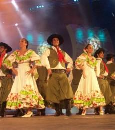 Contratar A Ballet Amanecer Gualeyo (011)47404843 Onnix Entretenimientos