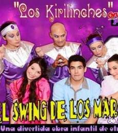 Contratar El Swing De Los Marcianos(011) 4740 4843 Onnix Entretenimientos