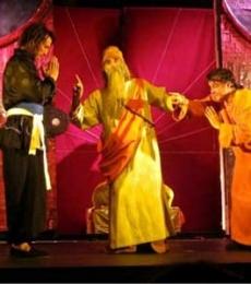 Contratar Marco Polo, La Gran Aventura(011) 47404843 Onnix Entretenimientos