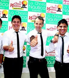 Contratar Kumbia Stars (011-4740-4843) Onnix Entretenimientos
