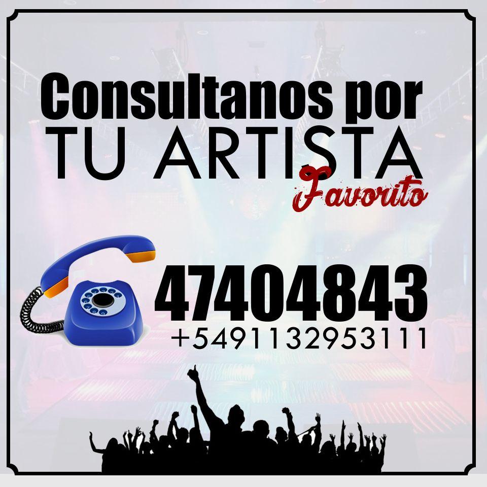 Contrataciones De Artistas Onnix Entretenimientos Contrataciones Organizacion De Eventos