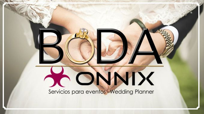 Onnix Entertainment Group. Ideas, Preparativos, Organización De Casamientos