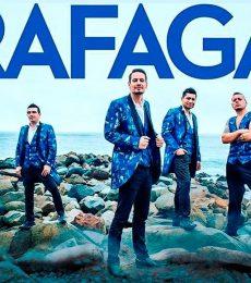 Contratar A Rafaga (011)47404843 Onnix Entertainment Group