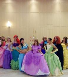 Contratar Princesas Show(011) 4740 4843 Onnix Entretenimientos
