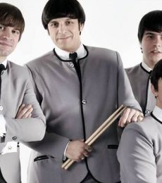 Contratar A 4 BeatleBand  (011)47404843 Onnix Entertainment Group