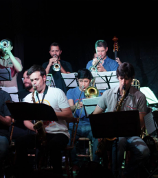 Contratar A Anonimus Big Band Al  (011)47404843 Onnix Entertainment Group