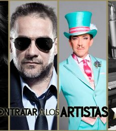 Contratar A Famosos Al (011)47404843 Onnix Entertainment Group