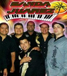Contratar A Banda Juaréz Al (011)4740 4843 Onnix Entertainment Group