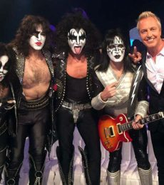 Contratar A Banda Tributo A Kiss Al (011)4740 4843 Onnix Entertainment Group