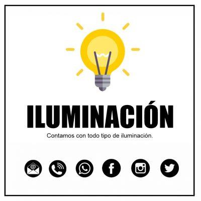 contratacion de iluminacion onnix entretenimientos