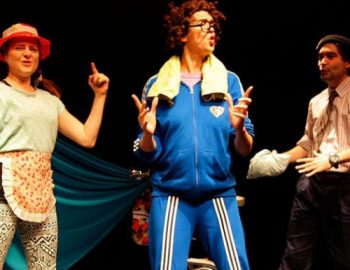 Contratar Aladino, Mi Abuela Es Una Genia (011-4740-4843) Onnix Entertainment Group
