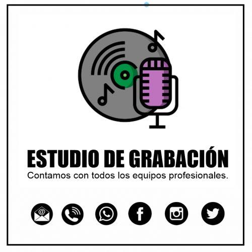 estudio de grabación profesional onnix entretenimientos